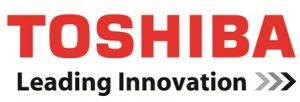 Toshiba Logo with Tagline - CMYK